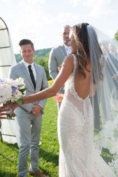 Jana kramer and michael caussins wedding before i say i do galia lahav bride jana kramer and her beautiful country styled wedding junglespirit Choice Image