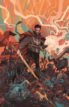 The Doctor Is In! Your First Look at DOCTOR STRANGE #1!, The Sorcerer Supreme returns for his first ongoing series in nearly twenty years, and he's making house calls! Today, Marvel is pleased to present y..., #AllenLeeHansard #ChrisBachalo #DoctorStrange #DoctorStrange#1 #Dr.Strange #EricaHenderson #JakubRebelka #JasonAaron #JoeQuesada #JohnTylerChristopher #JuanDoe #KevinNowlan #Marvel #MarvelComics #News #PressRelease #SkottieYoung