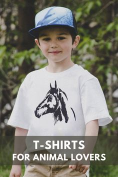 At AnkiTimes we encourage the preservation of nature and animals! Join us and spread the message by wearing this Horse t shirt.