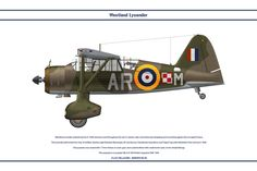 Lysander GB 309 Sqn by WS-Clave