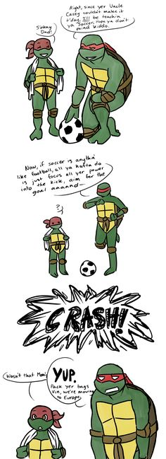 Don't Play Soccer Inside by ninja-doodler.deviantart.com on @deviantART