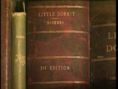 Charles Dickens http://www.youtube.com/watch?v=L189MhnAloM=related