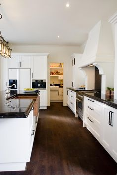 Spanish-inspired kitchen. It's all in the details.