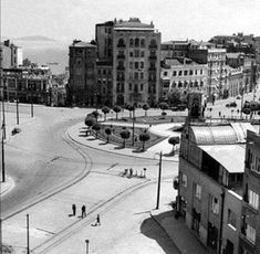 Taksim.1940 lar.