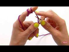 DaWanda Strickschule: Armband von dieElster