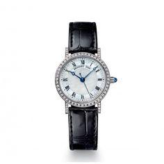 Breguet Classique White Gold Ladies Watch 8068BB/52/964 DD00