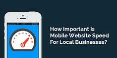 Providing faster mobile website speed to customers to improve your local business is highly important today. Web Design India, Retail Websites, Business Performance, On Page Seo, Web Design Services, Responsive Web Design, Seo Company, Business Website, Digital Marketing