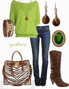 Primaveral Outfit