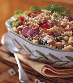 Chicken Parmesan Pasta Salad   Flickr - Photo Sharing!