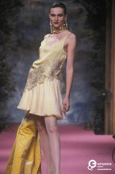 35 ELSTIR Christian Lacroix, Spring-Summer 1991, Couture | Christian Lacroix  Christian Lacroix, Spring-Summer 1991, Couture | Christian Lacroix