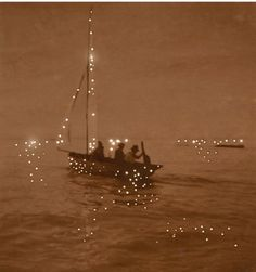 Hauntingly Beautiful Vintage Photos Covered in Dots of Light   http://amyfriend.ca/home.html