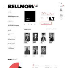 Дизайн рейтинга стартапов