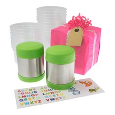 Our Family Food Storage Gift Set is the perfect gift set to pass on to a family with a love for cooking healthy, homemade food. Family Set, Family Gifts, Family Meals, Batch Cooking, Healthy Cooking, Baby Weaning, Food Labels, Food Storage Containers, Homemade Food