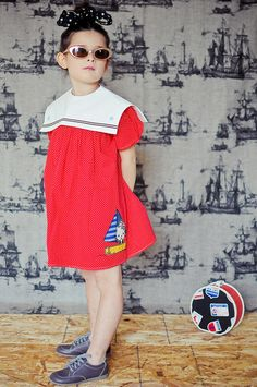 49f00c9a1 SAILING AWAY HK – Misha Lulu Baby Next, Sailor Dress, Here Kitty Kitty,