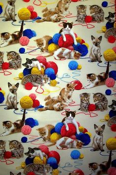 KNITTIN KITTENS- PADDED COVER FOR 18X49 IRONING BOARD #CUSTOMMADEIRONINGBOARDCOVER Ironing Board Covers, Kittens, Kids Rugs, Home Decor, Cute Kittens, Decoration Home, Kid Friendly Rugs, Room Decor, Kitty Cats