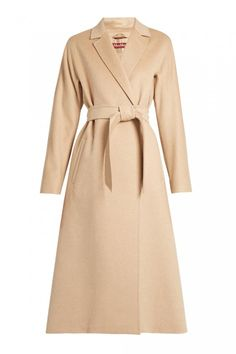Joseph Double Face Cashmere New Live Coat, £725 - Camel Coats: 26 That'll Make You Look Smart AND Stylish