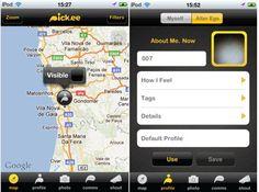 Pick.ee: A rede social de geolocalização portuguesa!