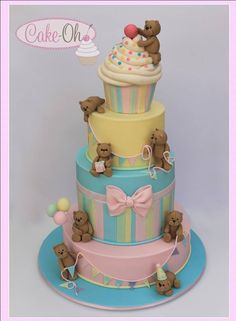 Cake by cake-oh