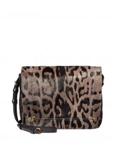 Jerome Dreyfuss Leopard Crossbody Bag - Shop more chic pieces for your 40s at ShopBAZAAR.com http://shop.harpersbazaar.com/in-the-magazine/fabulous-at-every-age/40s-leopard-lady/