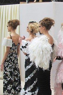 Sam McKnight: Chanel Couture Baclstage Blog (Vogue.com UK)