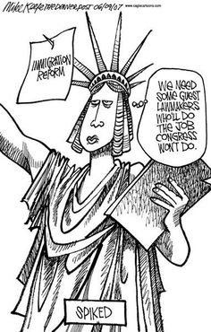 Immigration reform. -Sherin Thawer http://about.me/sherinthawer