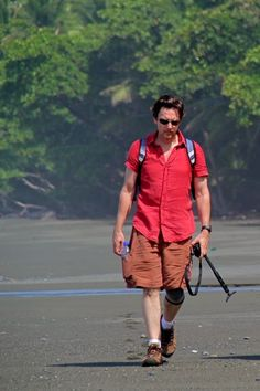 Andrew McCarthy in Costa Rica | Interview: Andrew McCarthy on Travel Writing, Fear & the Journey of the Soul www.greenglobaltravel.com