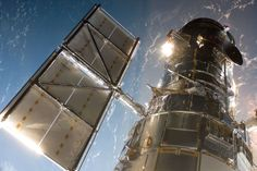Despite its successor launching in 2018, NASA is extending duty for the Hubble Space Telescope.