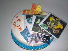#torta #tortafedez #cake #fedezcake #dischi #cd #cdfedez #pophoolista #lapenisolachenoncè #ilmioprimodiscodavenduto #sigbrainwash #rap
