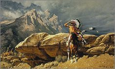 Purchase Frank C. McCarthy - From the Rim at Gallery One
