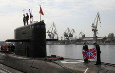 Noticia Final: Projeto preliminar para o submarino não-nuclear de...