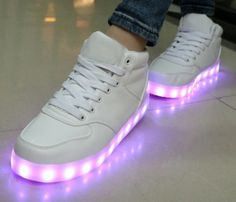 0cd3668a036 Women s Light Up Shoes - Limited Edition - 8 Colors in 1