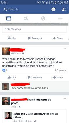 Dad joke spotted on Facebook today http://ift.tt/2cFXlX6