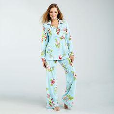 New York Pyjamas Flannel