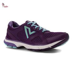Vionic Womens Drift Satima Purple Mesh Trainers 39 EU - Chaussures vionic (*Partner-Link)