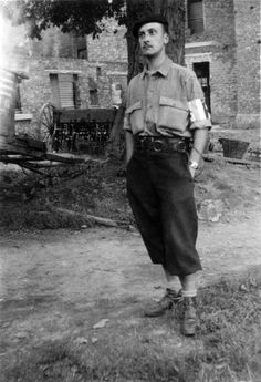 Member, I assume, of the French resistance, Montdidier, French Resistance, Canadian Soldiers, German People, French History, Unsung Hero, The Third Reich, World War One, Wwii, The Past