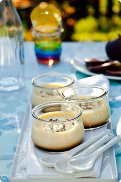 Lavender desserts on Pinterest   Lavender, Panna Cotta and Creme ...