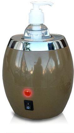 Massage Oil Bottle Warmer whigh quality HDPE massage oil bottle.