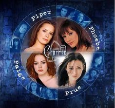 Charmed - only watched a few episodes when it was on regular tv schedule. Loved watching it from the beginning...great series!! *****