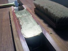 How to make gilt book edges. From the very interesting and helpful blog by Strong Arm Bindery.