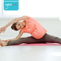Bu hareketler sizi rahatlatacak!  Gebelik döneminde vücut değişime uğrar ve buna bağlı olarak çeşitli rahatsızlıklar yaşanabilir. Bu rahatsızlıkların neden olduğu gerginliği 5 kolay esneme hareketiyle azaltabilirsiniz.   http://gebe.com/gerginliginizi-azaltacak-5-esneme-hareketi/