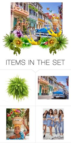 Caribe by jactoral on Polyvore featuring arte