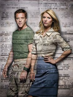 With Golden Globe and Emmy wins for Best TV Drama and Best Actress/Actor, Homeland is a certifiable HIT!