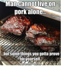 Oh yes.. we couldn't help but share  Image from Burnin' Love BBQ - http://on.fb.me/17f9lY4