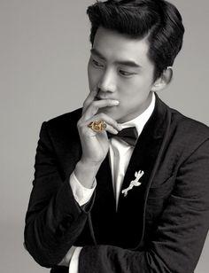 2PM ♡ Taecyeon - Lotte Duty Free Magazine - March 2014