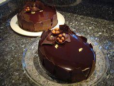 Entremets Chocolat-Praliné