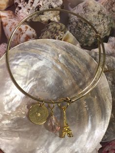 ADJUSTABLE BANGLE BRACELET by EmeraldGreenJewelry on Etsy https://www.etsy.com/listing/510511439/adjustable-bangle-bracelet