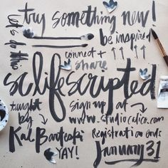 LifeLovePaper | Life Scripted