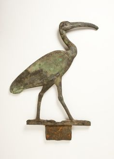 Ibis Processional Standard | LACMA Collections