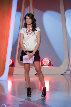Caterina Balivo indossa Bracciali MVP Creations