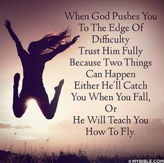 God knows best. Have faith.
